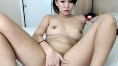 Asian Amateur Girlfriend Strips On Webcam