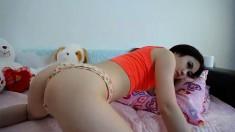 Amateur Girlfriend Bigass Asian Babe