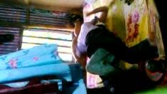 Hidden Cam With Desi Gir