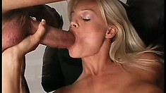 Beverly Cox is a stacked blonde with a passion for hardcore threesomes